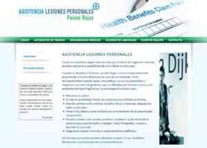 Asistencia Lesiones