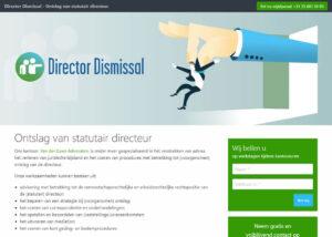 Director Dismissal
