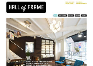 Hall of Frame