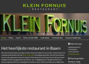 Klein Fornuis