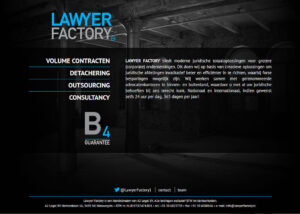 Lawyer Factory